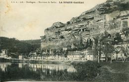 CPA - SARLAT (ENV.) -  LA ROQUE-GAGEAC - Sarlat La Caneda