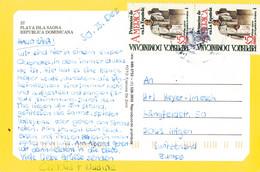Ansichtskarte (aa9570) - Dominican Republic