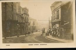 Angleterre ---   Market Street , Mansfield - Otros