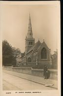 Angleterre ---   St. John's Church   , Mansfield - Altri