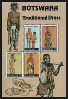 Botswana 1990 - Mi-Nr. Block 23 ** - MNH - Traditionelle Bekleidung - Botswana (1966-...)