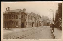 Angleterre ---    Leeming Street , Mansfield - Otros
