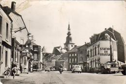 BELGIQUE  MARCHE EN FAMENNE  L'Entrée De La Ville Par La Porte Basse ( Route De Liège ) - Marche-en-Famenne