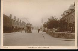 Angleterre ---   Chesterfield Road , Mansfield - Otros