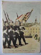 CPSM 1978 - Collège Militaire Du Mans - Carte Ouvrante - (peut être Support D' Invitation Ou Menu) - Barracks