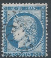 Lot N°62554    N°60B, Oblitéré GC 1883 Jonzac, Charente-Inférieure (16), Ind 3 - 1871-1875 Ceres
