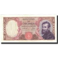 Billet, Italie, 10,000 Lire, KM:97f, TTB+ - 10000 Lire