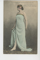 FEMMES - FRAU - LADY - Jolie Carte Fantaisie Femme - EXPERIENCE DE TELEGRAPHIE SANS FIL - Edit. G.I.D. NANTES - Femmes