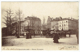 BRUXELLES - Place Rouppe - Brussels (City)