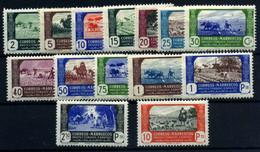 Marruecos Español Nº 246/59. Año 1944 - Spanish Morocco