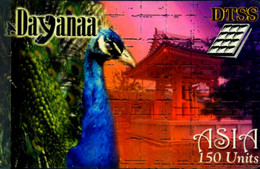 SCHEDA PHONECARD FRANCE DAYANAA DTSS ASIA PEACOCK 30 JUIN 2000 0008011775 - Prepaid Cards: Other