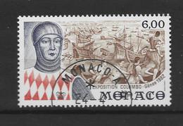 MONACO 1992 Yv 1829 Obli - - Used Stamps