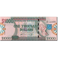 Billet, Guyana, 1000 Dollars, Undated (1996), Undated, KM:33, NEUF - Guyana