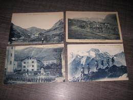 /Bourg Saint Maurice Prise D'armes/ Seloge Baraquements/ Le Mont Pourri /et Aux Eucherts /chasseurs Alpins/ - Bourg Saint Maurice