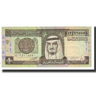 Billet, Saudi Arabia, 1 Riyal, KM:21b, TTB - Saudi Arabia