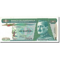 Billet, Guatemala, 1 Quetzal, 1987, 1987-01-07, KM:66, SPL - Guatemala