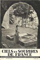 Publicité Pharma + Ciels Et Sourires De France + N° 12 : HAUTES-ALPES - GUILLESTRE - BRAGOUSSE - 1936 + Labo FLUXINE - Dépliants Touristiques