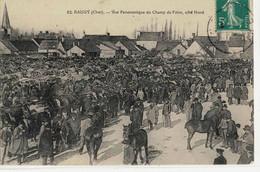 CPA   BAUGY   Le Champ De Foire - Baugy