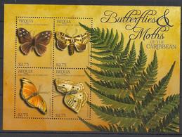 Grenadines Of St Vincent - 2011 - N°Mi. 1 Bloc - Papillon / Butterfly - Neuf Luxe ** / MNH / Postfrisch - Butterflies