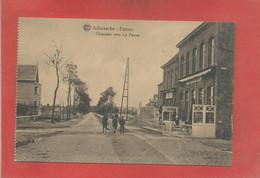 ADINKERKE - DE PANNE -- Chaussée Vers La Panne - De Panne