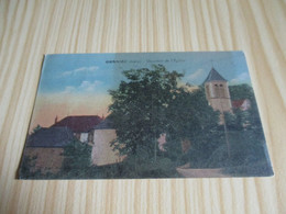 CPA Granieu (38).Quartier De L'église. - Sonstige Gemeinden