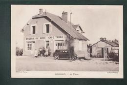 CP - 02 - Jumencourt - La Place - Epicerie Café Tabac Doria - Otros Municipios