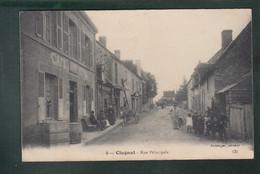 CP - 23 - Clugnat - Rue Principale - Other Municipalities