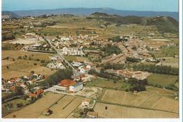 Le Beausset (83) :Vue Générale Aérienne Du Quartier De La Coopérative Agricole En 1980 GF. - Le Beausset