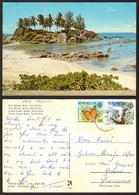 Seuchelles Port Glaud Mahe Nice Stamp #19624 - Seychelles