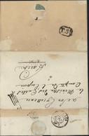 Marque P67P Landau Département Mont Tonnerre Département Conquis Président Consistoire Reformé 1813 à Annweiler - 1792-1815: Départements Conquis