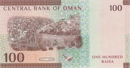 OMAN P. NEW 100 B 2020 UNC - Oman