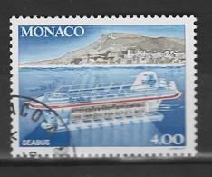 MONACO 1992 Yv 1852 Obli - - Used Stamps