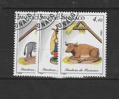 MONACO 1993 Yv 1912/4 Obli - - Used Stamps