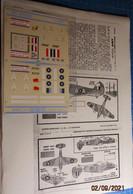 ABT21 Très Rare Décal Années 70 ABT : 1/72e SERIE 1/72e HURRICANE MkI BATTLE OF BRITAIN Et INDIAN AIR FORCE 1944 - Decalcografie