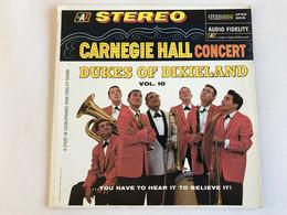 DUKES OF DIXIELAND - Carnegie Hall Concert - Vol 10 - LP - 1959 - Jazz