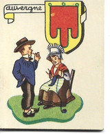 CALENDRIER DE POCHE PETIT  ALMANACH 1956 ILLUSTRATEUR ENFANT AUVERGNE - Small : 1961-70