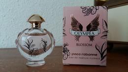 ACHAT IMMEDIAT;;;;MINIATURE OLYMPEA BLOSSOM - PACO RABANNE - 6 ML EAU DE PARFUM FLORALE - Mignon Di Profumo Donna (con Box)