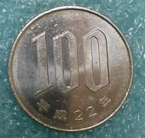 Japan 100 Yen, 22 (2010)   -4863 - Japan