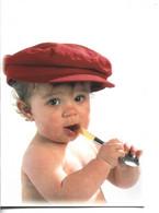 CALENDRIER DE POCHE PETIT 204 ENFANT CREPERIE RESTAURANT LA BREIZHOISE 56 PEILLAC - Small : 1961-70