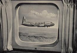 CPA - Convair Liner - Compagnie L.A.I ( Linee Aeree Italiane ) - 1946-....: Ere Moderne