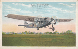 CPA - Ford Trimotor - Compagnie Standard Oil Compagny - 1919-1938: Entre Guerres