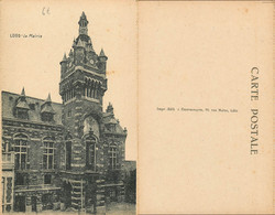 NB - [505976]B/TB//-France  - (59) Nord, Loos-les-Lille, La Mairie, Architectures - Loos Les Lille