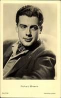 CPA Schauspieler Richard Greene, Portrait - Acteurs