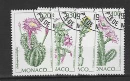 MONACO 1994 Yv 1966/70 Obli - - Used Stamps