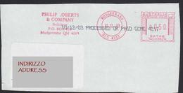 Australia EMA Meter 2003 Mudgeeraba Philip Oberts & Commpany Solicitors Avocates Avvocato AMR00068 - ATM/Frama Labels