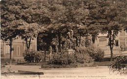 Dept 61,Orne,Cpa Flers,Square Delaunay,Statue Du Juif Errant,Bronze De Le Harivel-Durocher - Flers