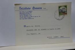 BUSTO GAROLFO  -- MILANO  ---  TESSITURA  BRANCA S.P.A. - Milano