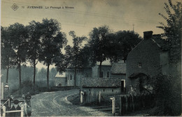 Avennes (Braives) Le Passage A Niveau 19??ed.sBp - Altri
