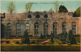 92 - MEUDON - L'Orangerie Du Château   ** Colorisée * - Meudon