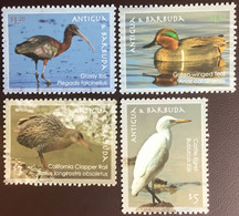 Antigua 2009 Birds MNH - Unclassified